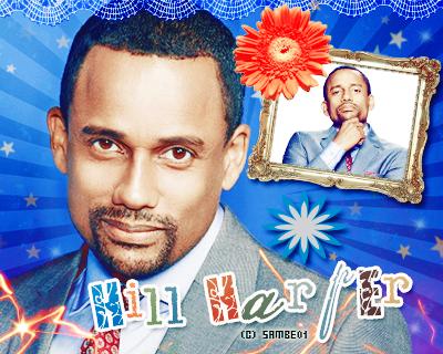 HILL HARPER- Déco - Créa -
