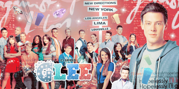 888 888 888 ------------ ARTICLE SERIE : GLEE------------  888 888 888 ● ● ● ● ● ● Décoration ● ● ● Création ● ● ● ● ● ●