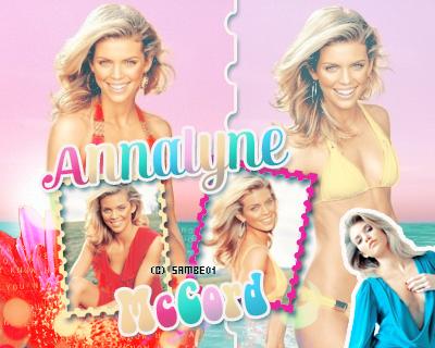 ANNALYNE MCCORD- Déco - Créa -