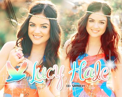LUCY HALE- Déco - Créa -