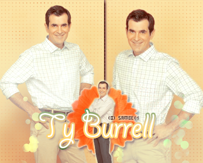 TY BURRELL- Déco - Créa -