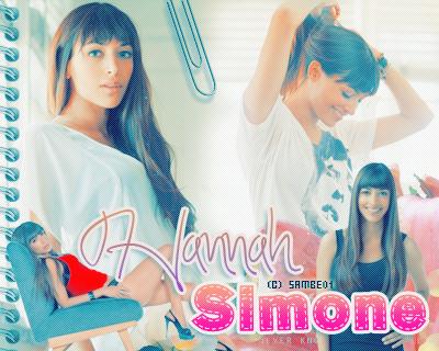 HANNAH SIMONE- Déco - Créa -
