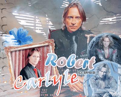 ROBERT CARLYLE- Déco  - Créa -