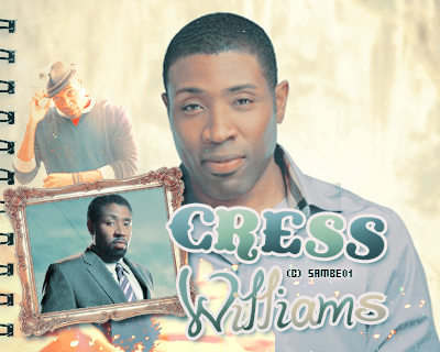 CRESS WILLIAMS - Déco -  Créa -