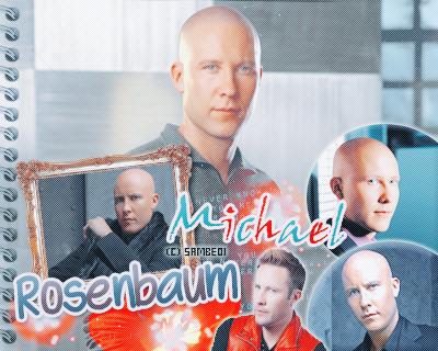 MICHAEL ROSENBAUM- Déco - Créa -
