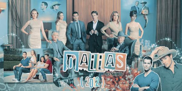 DALLAS- Déco - Créa -