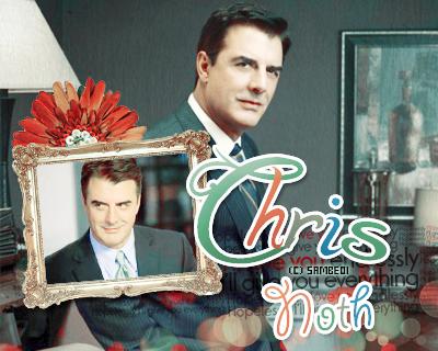 CHRIS NOTH- Déco - Créa -