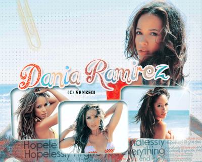 DANIA RAMIREZ- Déco - Créa -