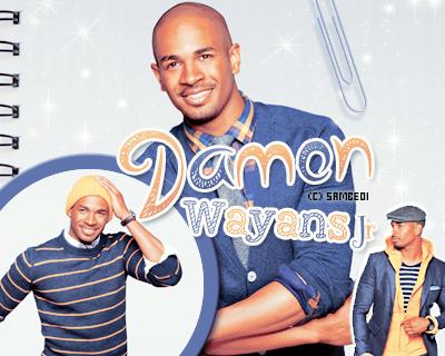 DAMON WAYANS JR