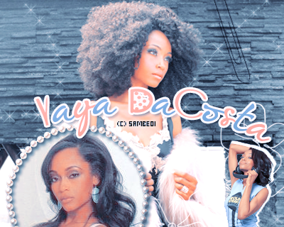888 888 ------------ ARTICLE ACTRICE : YAYA DACOSTA ------------  888 888 ● ● ● ● ● ● Décoration ● ● ● Création ● ● ● ● ● ●