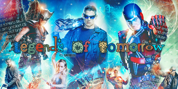 888 888 888 ---- ARTICLE SERIE : LEGENDS OF TOMORROW ----  888 888 888 ● ● ● ● ● ● Décoration ● ● ● Création ● ● ● ● ● ●