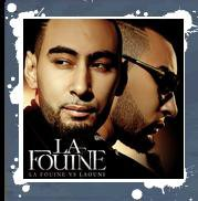 La Fouine VS Laouni / Elle Venait Du Ciel feat Zaho (2011)