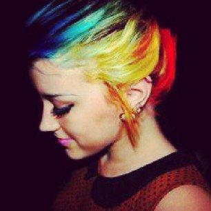 Multicolore (girl)