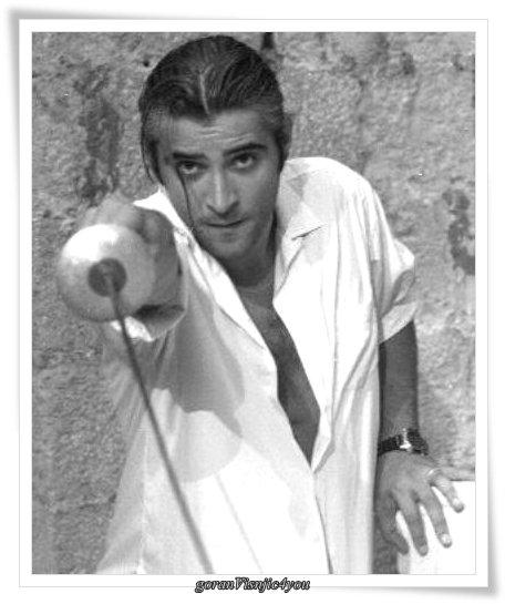 Goran Visnjic acteur au Théatre