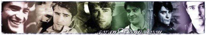 les phrases et opinions de Goran Visnjic...