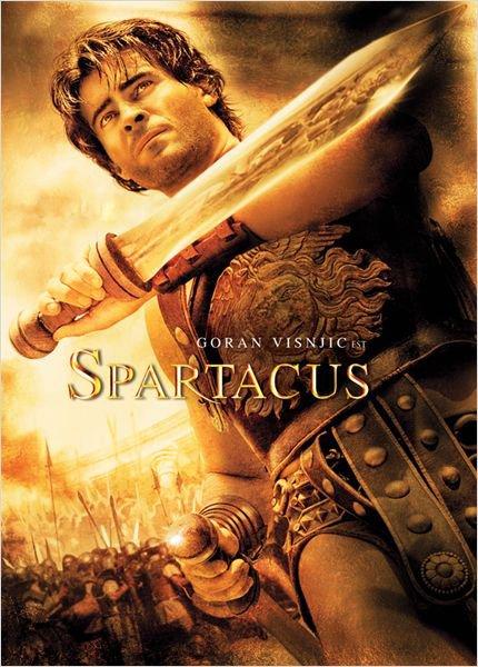 Spartacus with Goran Visnjic  videos