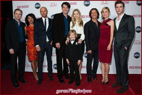 Red Widow autres photos du cast
