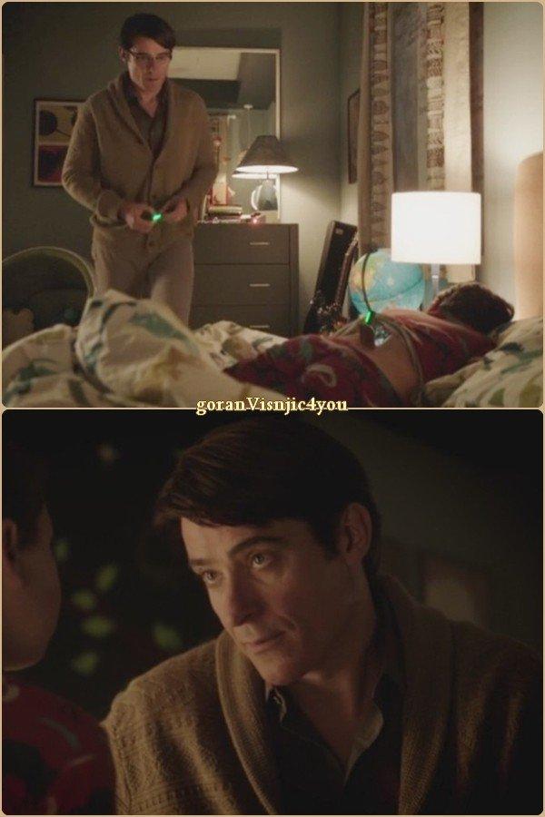 "Extant , John & Molly Woods...et "" leur fils"""