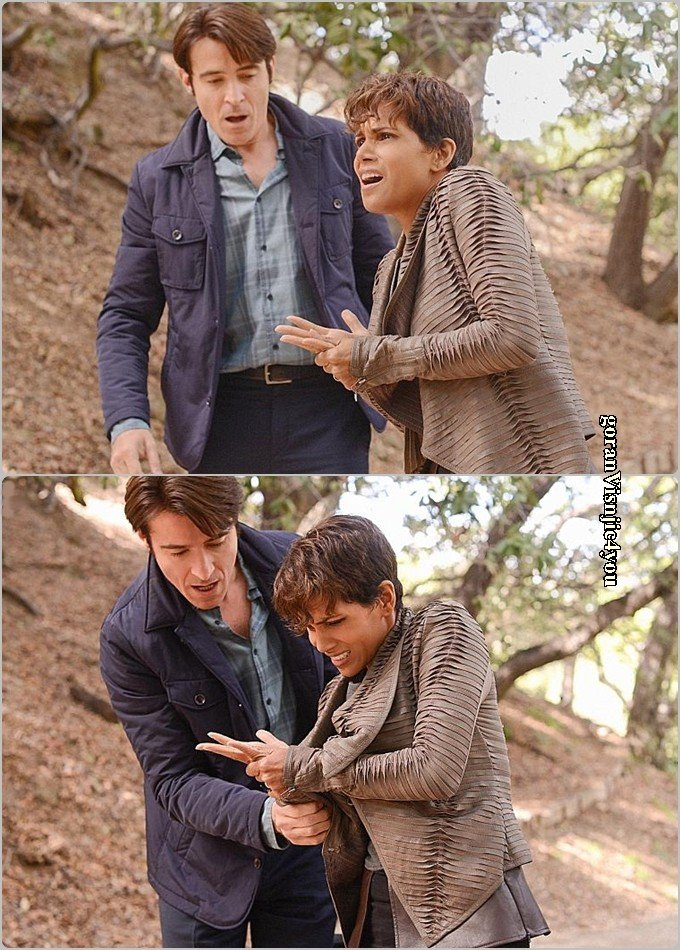 EXTANT video promo episode 3 + photos de Goran / John Woods ep 2