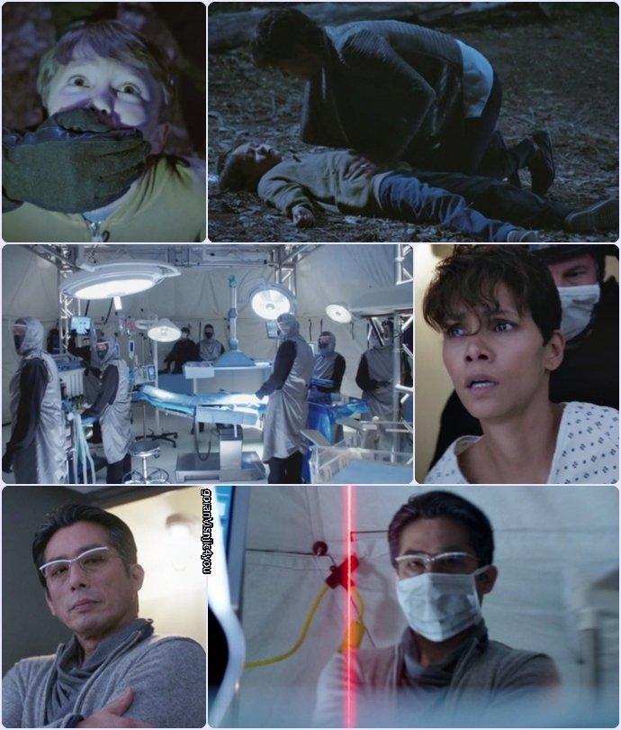 Extant episode 4 Shelter ( abri ,refuge )