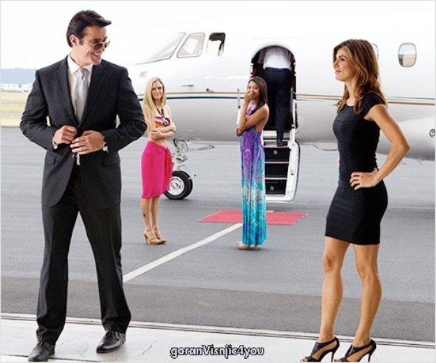Goran à l'aéroport # 2