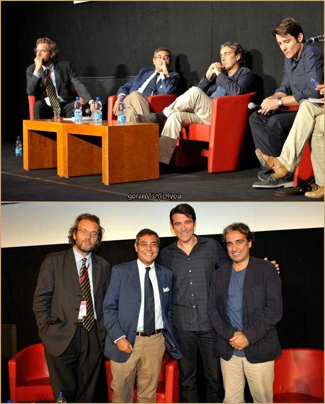 Autres diverses photos Roma Fiction Fest 2014