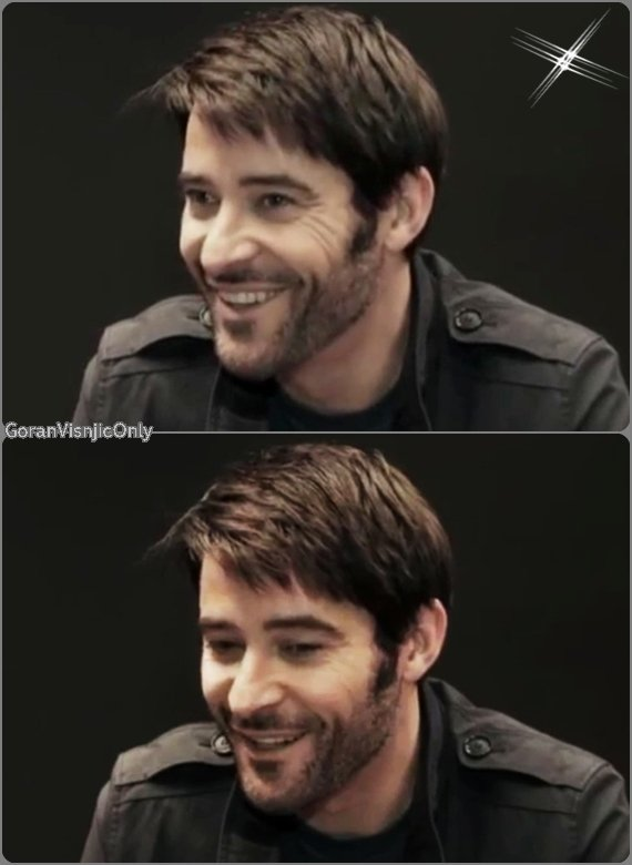 CrossingLines 3 - Neveni Rendeli interview Goran Visnjic