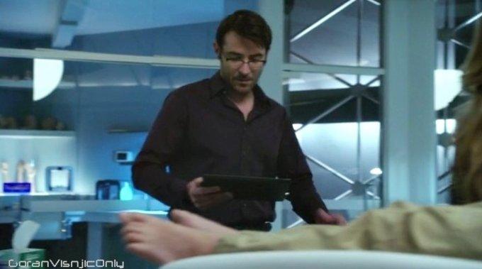 EXTANT saison 2 épisode 1 départ de Goran...Change Scenario