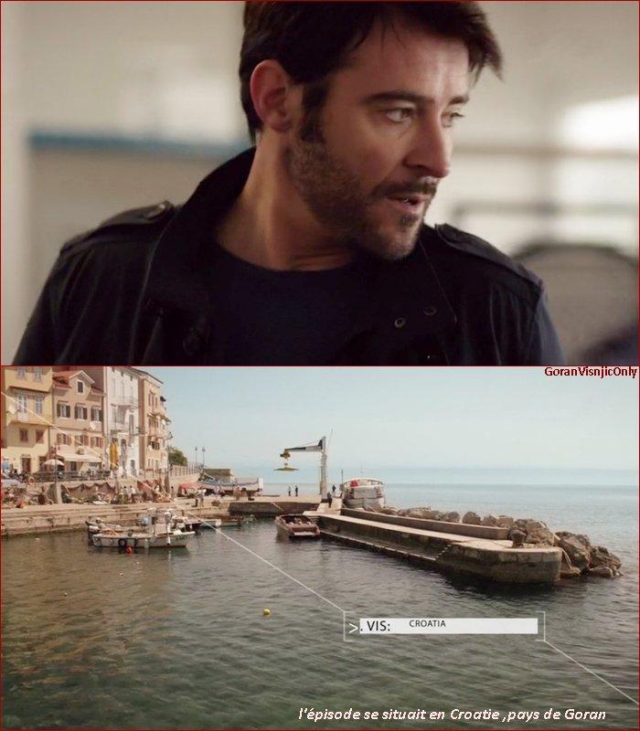 Crossing Lines  épisode 6 Marco Constante (Goran V ) # 7
