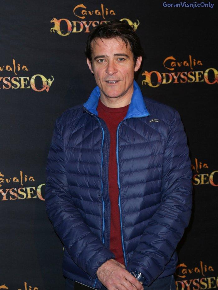 ★  Goran Visnjic at the Opening Night Premiere Of Cavalia's Odysseo ,photos ★