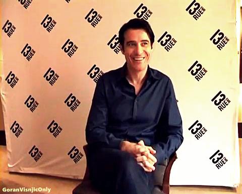 Crossing Lines une autre interview & promos fr