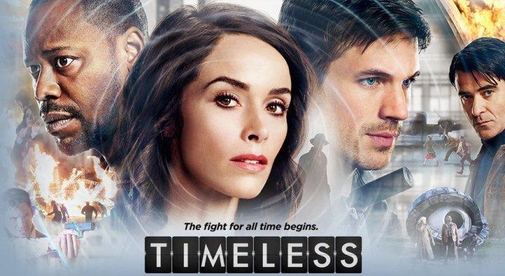 Timeless ,un premier trailer