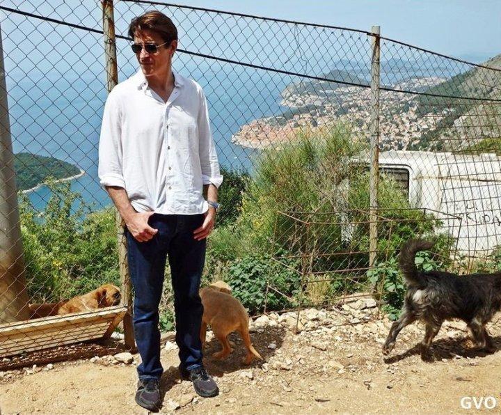 Goran au chenil à Dubrovnik photos ,suite
