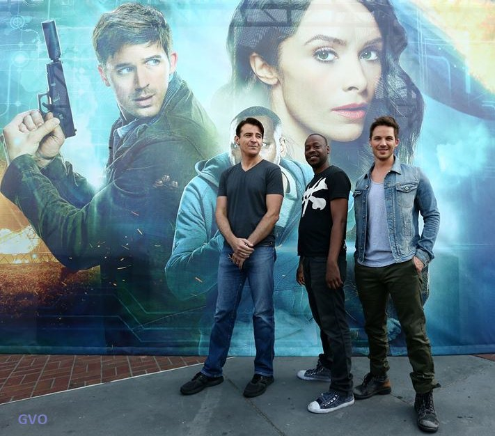 Comic Con San Diego 2016 Timeless #2