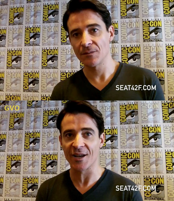 new interviews Comic con San Diego