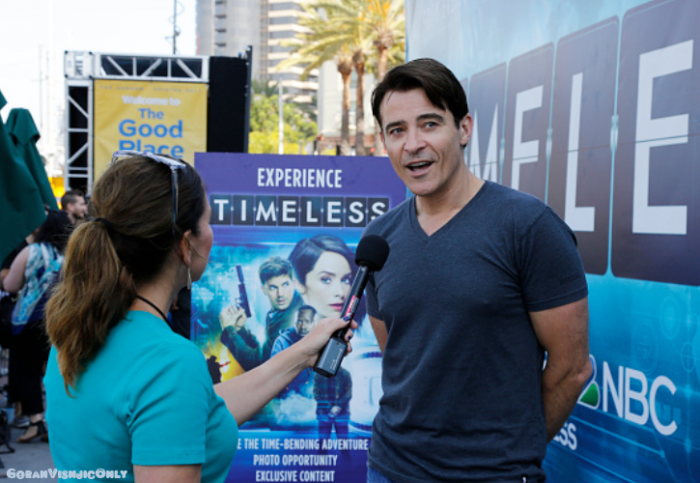Comic Con San Diego 2016 Timeless #3