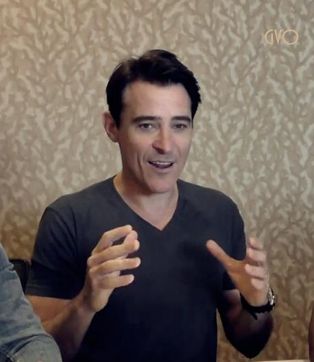 comic con 3 new videos interviews  cast Timeless