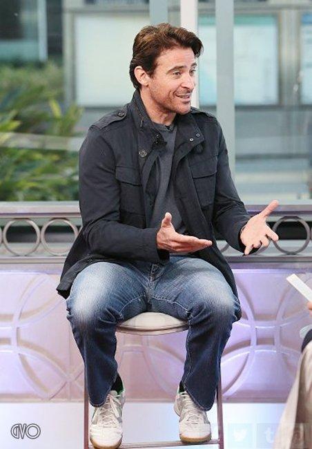 autres photos Hollywood interview pour Timeless