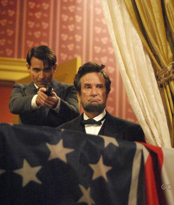 Timeless ep 2 The Assassination of Abraham Lincoln