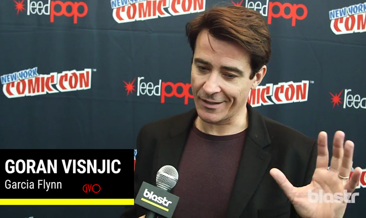 Timeless New York Comic-Con 2016 interview