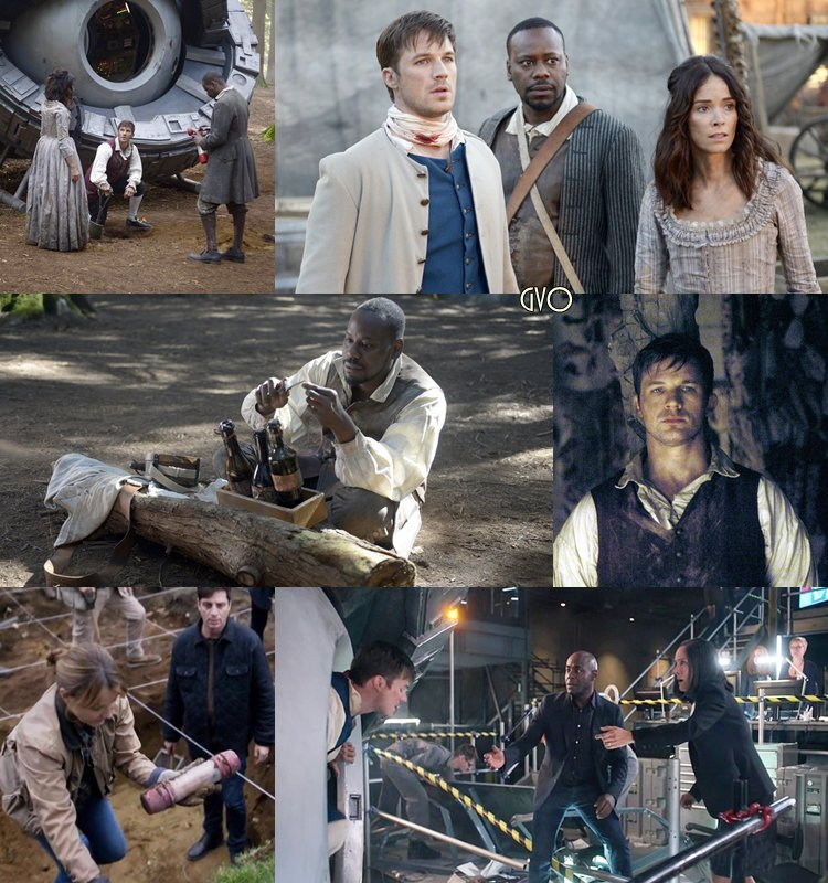 Timeless episode 7 Stranded