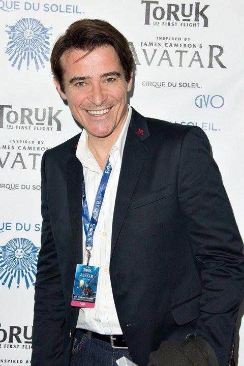 """Goran au cirque du soleil """"Toruk"""""""