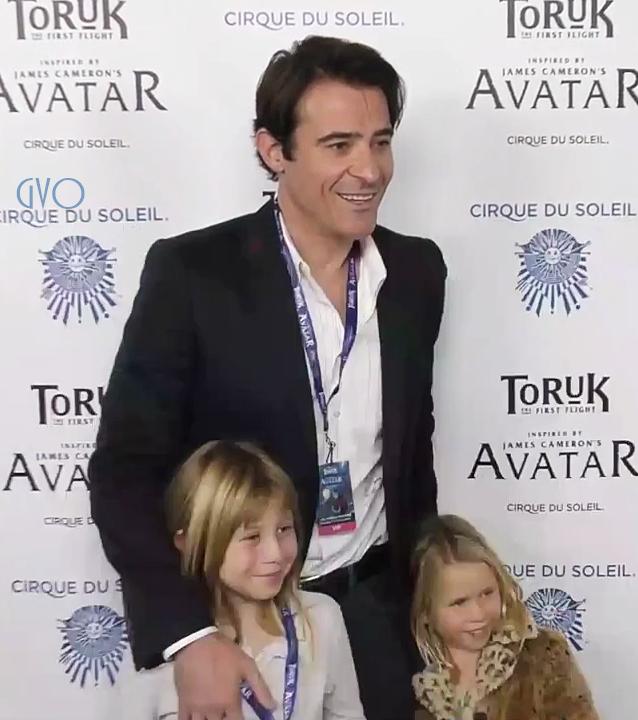"Goran au cirque du soleil ""Toruk"" Captures vidéos"