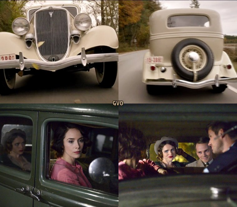 Timeless ep 9 Last Ride of Bonnie and Clyde