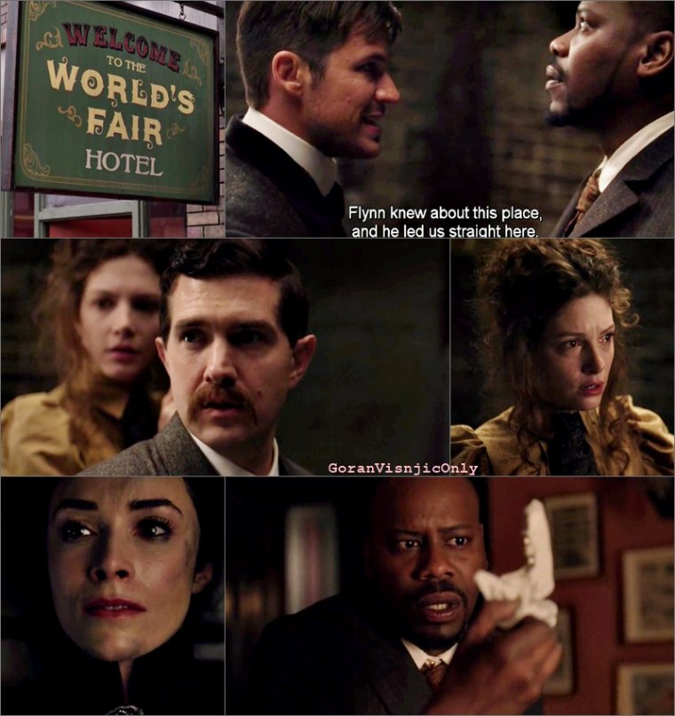 "Timeless Episode 11 ""The World's Columbian Exposition"""