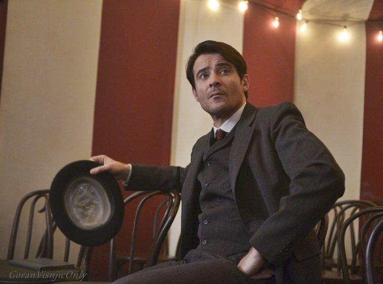 Timeless Episode 11 captures Garcia Flynn #4