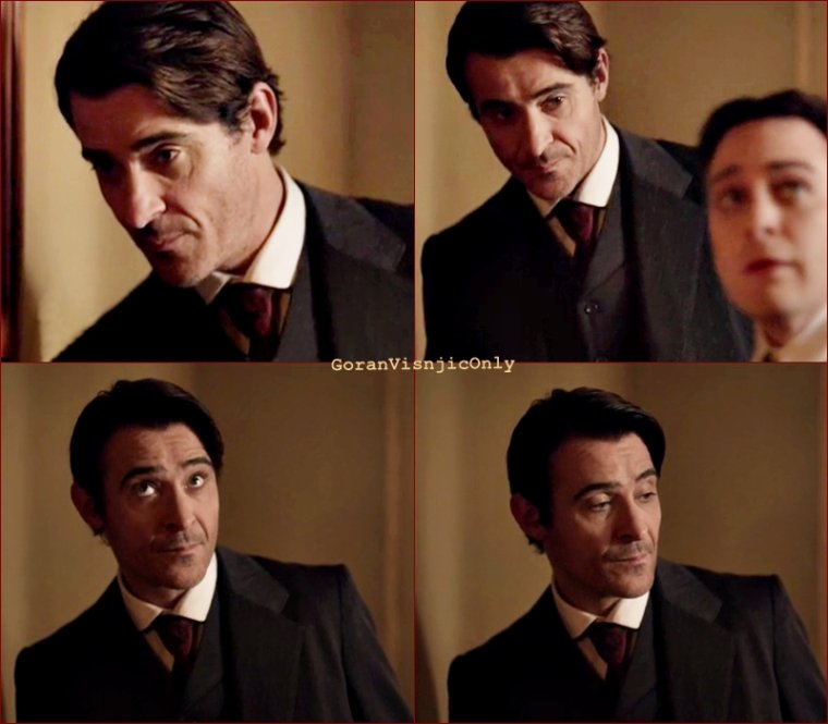 Timeless Episode 11 captures Garcia Flynn #5