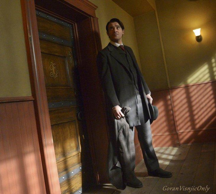 Timeless Episode 11 captures Garcia Flynn #5