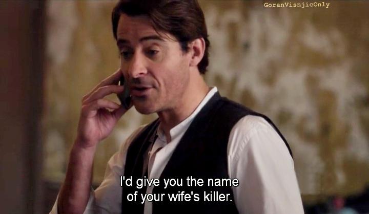 Timeless Episode 11 captures Garcia Flynn #7