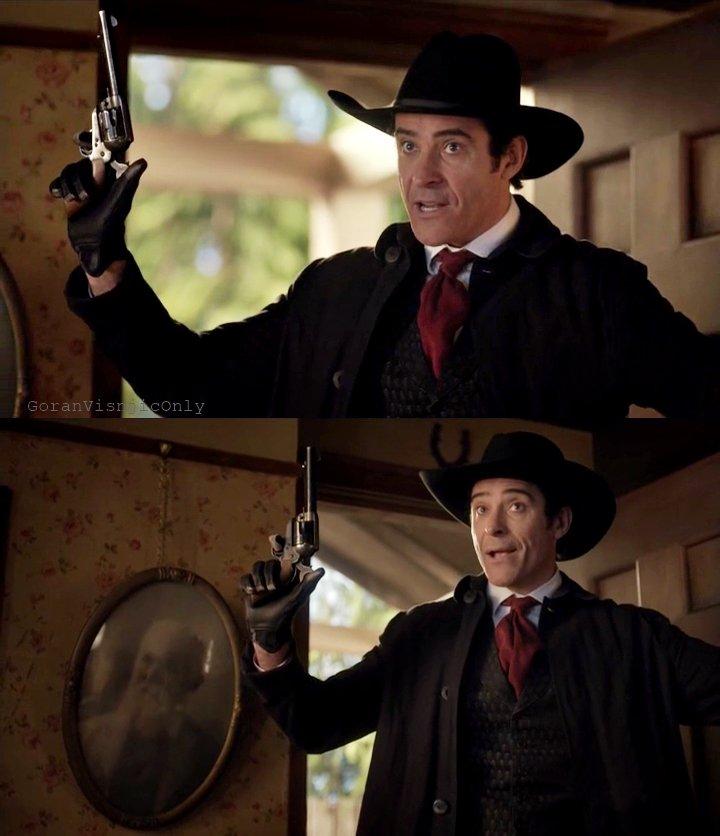 Timeless Episode 12 captures Garcia Flynn #1